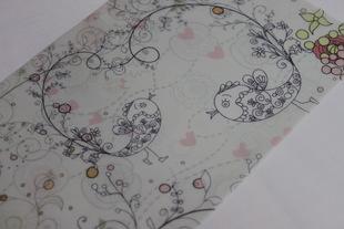包裝油紙-6 小花鳥(5張 )*1