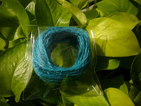 麻繩-4  天空藍麻繩*10公尺