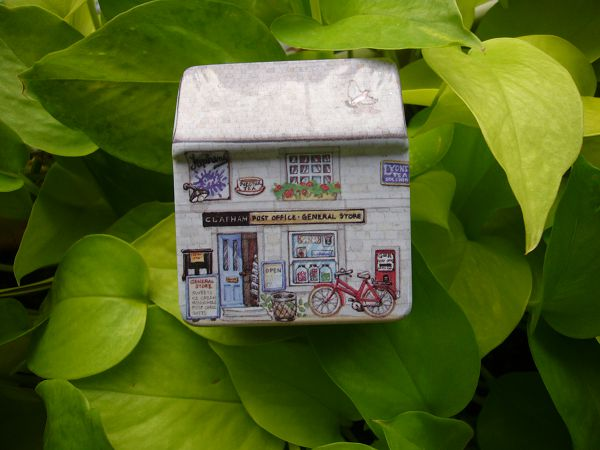 小洋房鐵盒(F)*1
