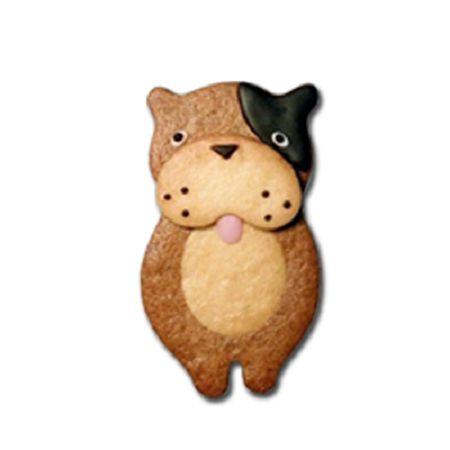 森林系餅乾模-3  海盗狗餅乾模*1