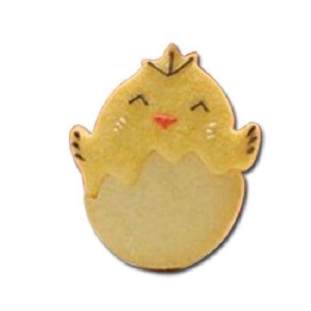 森林系餅乾模-5  小雞餅乾模*1