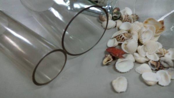 蠟燭圓柱模具-2 圓柱型蠟燭模具*1(直徑5cm 高15cm)