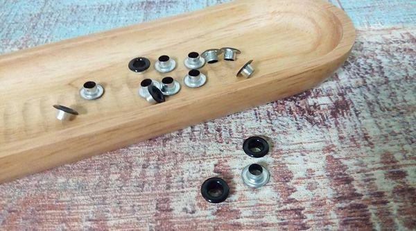 小鐵環-9    小鐵環(黑色50入)*1袋