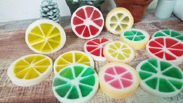 皂基-1  橘子片皂基皂教學*1