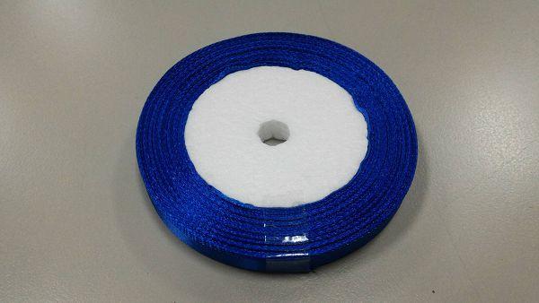 緞帶-20 深藍色緞帶(寬1cm)*1卷(25碼)
