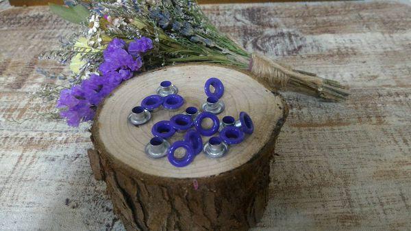 小鐵環-17 小鐵環(紫色50入)*1袋