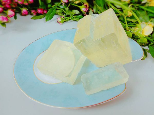 透明琥珀蠟-2 透明琥珀蠟500克*1