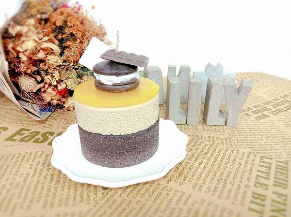 點心蛋糕蠟燭課程-2  點心蛋糕蠟燭課程B款*1
